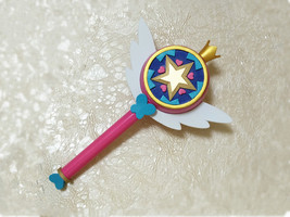 Star vs. the Forces of Evil Star Butterfly Royal Magic Wand Cosplay Prop - $68.00