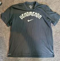 Nike Dri-Fit Kobe Bryant Black Mamba Venomenon Black T-Shirt Men Size XL... - $35.00