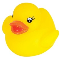 Novelty Place Float & Squeak Rubber Duck Ducky Baby Bath Toy for Kids  - $7.87+