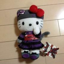 h.naoto X Hello Kitty Punk Music Gothic lolita With Tag Used Sanrio - $145.53
