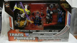 TRANSFORMERS UNIVERSE BATTLE FOR THE CYBER PLANET KEYS DELUXE NEW SEALED! - $73.50