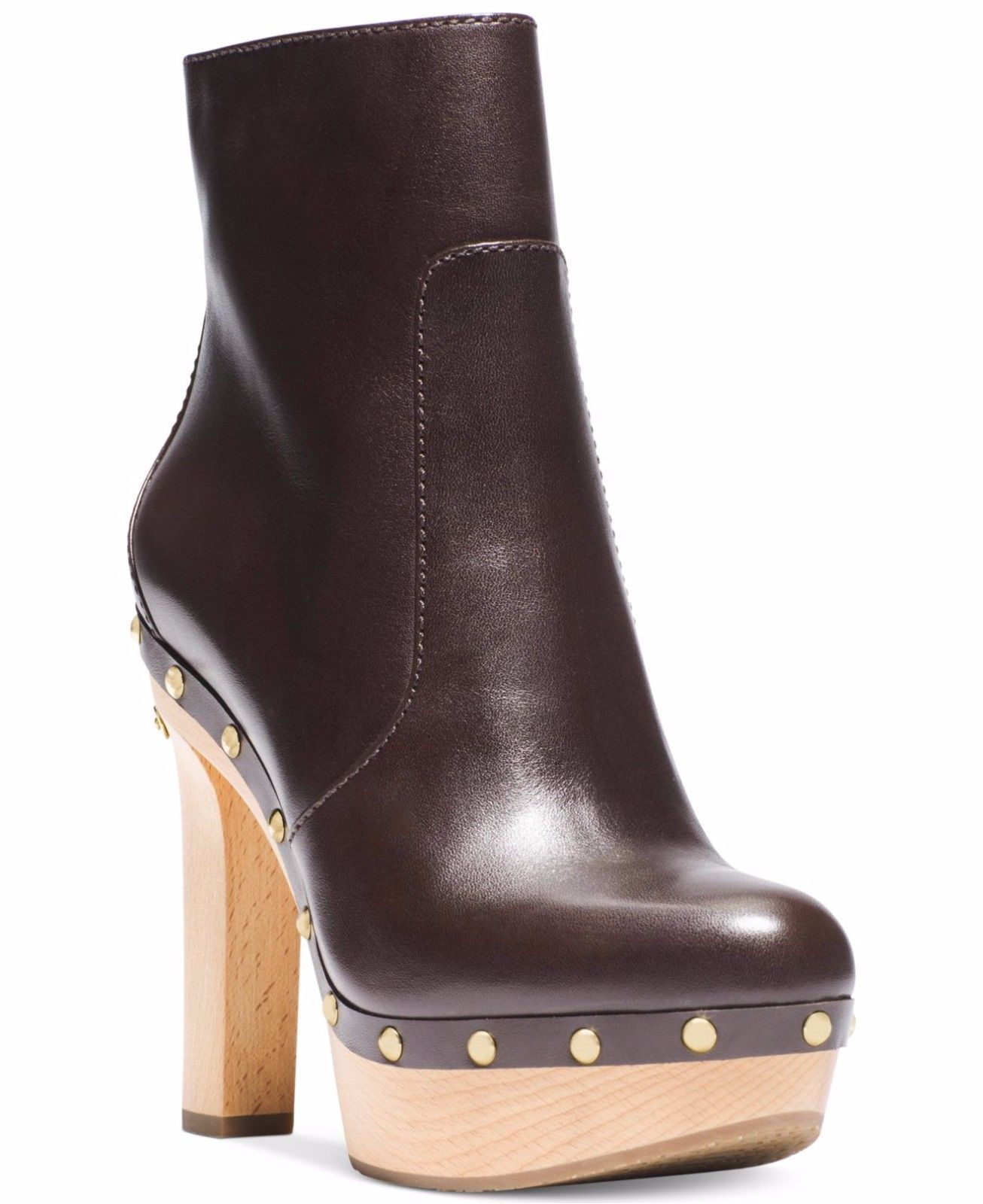 53568824e435 MICHAEL Michael Kors Women s Beatrice Platform Leather Bootie Mult Sz