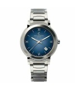 Charriol Parisii 40MM Men's Stainless Steel Watch w/ Blue Dial, P40S2.930.002   - $494.01