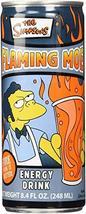 Boston America Novelty Energy Drinks The Simpson, Rick & Morty Pac-Man Z... - $19.79