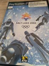 Sony PS2 Salt Lake 2002 image 1