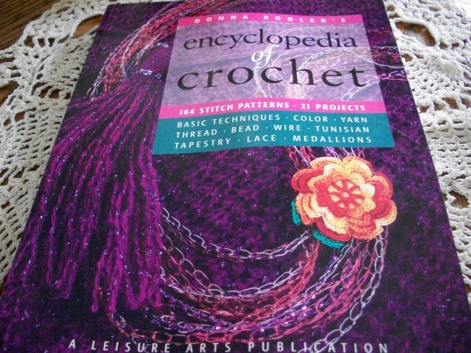 Primary image for Donna Kooler's Encyclopedia of Crochet