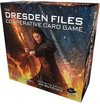 Evil Hat Productions Dresden Files Cooperative Card Game - $45.59