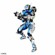 Vanquish Play Arts Kai Sam Gideon (PVC Figure) SQUARE ENIX [JAPAN] - $134.34