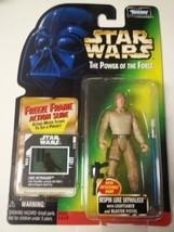 Star Wars Power of the Force Bespin Luke Skywalker Figure 1997 #69713 SEALED MIB - $5.94