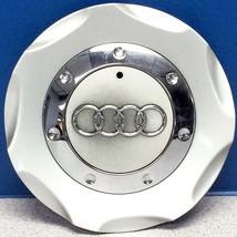 "ONE 2008-2011 Audi TT # 58819 19"" Wheel / Rim Center Cap OEM # 8J0601165A USED - $28.00"