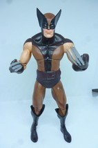 Marvel Action Figure Wolverine in Brown Suit Diamond Select toys Rare Va... - $22.18
