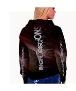 Imagine Dragons Friction WOMENS HOODIE - $40.99+