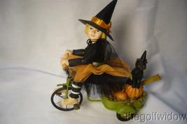 Bethany Lowe Izzie's Halloween Ride no. TD7640 image 1