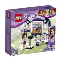 LEGO Friends Emma's Photo Studio 41305 Building Toy Kit [New] - $20.88