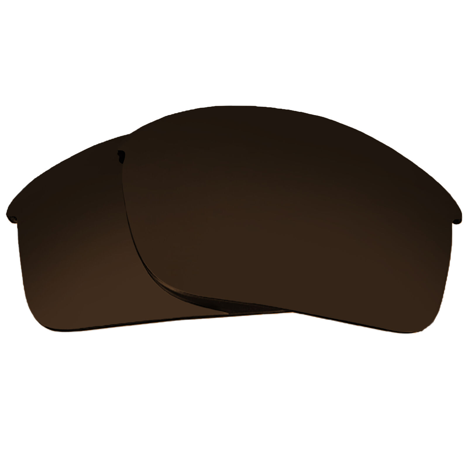 Primary image for Replacement Lenses for-Oakley Bottlecap Sunglasses Anti-Scratch Dark Brown
