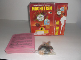 1988 Magnetism Adventure in Science Project for Kids Electromagnet Magne... - $14.85