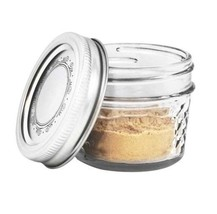 Hearthmark 4 oz Decorative Quilted Jelly Jars with Lids and Bands - $19.41