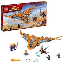 LEGO Marvel Super Heroes Avengers: Infinity War Thanos: Ultimate Battle ... - $73.28