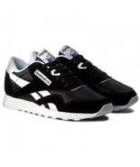 Reebok Classic Nylon 6604 Black Original Shoes Men - $48.96+