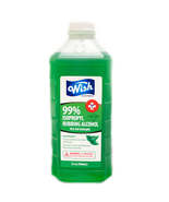 Rubbing Alcohol 99% Wintergreen First Aid Antiseptic - 32 Oz Bottle Exp. 10/2022 - $17.99