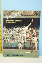 1975 Los Angeles Dodgers National League Champions Official Baseball Yea... - $9.99