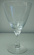 Fostoria Wheat Water Goblet - $12.66