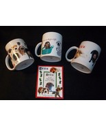 Artlist Collection LOT THE DOG Frame PLUS 3 Mugs 4 Puppy Noses 2005 2007... - $27.22