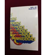 1979/80 Golden State Warriors Media Gude Robert Parish John Lucas Jo Jo ... - $18.81