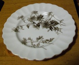Vintage Royal Worcester fine bone china pattern # W2238 small plate - $8.80