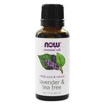 NOW Foods Lavender-Tea Tree Oil, 1 Ounces - $13.91
