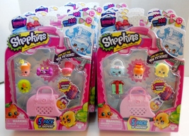 Shopkins Season 4 Look out for new Petkins 5 packs 2015 - $8.88