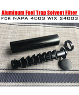 Spiral 1/2-28 Alloy Fuel Filter Single Core for NaPaWIX 24003 4003 Solve... - $39.40