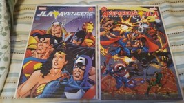 JLA/avengers avengers/JLA #1 & 2 - $12.00