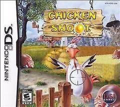Chicken Shoot (Nintendo DS, 2007) - $8.90