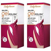 Sally Hansen Salon Gel Nail Polish, 0.25 Fluid Ounce - $11.76