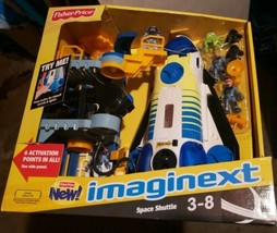 Imaginext Space Shuttle retired - $459.99
