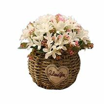 George Jimmy Artificial Flowers Cafe Decoration Table Ornaments-A3 - $22.64
