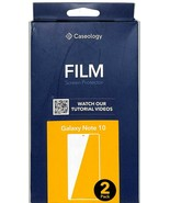 Caseology FILM Screen Protectors (2pk) for Samsung Galaxy Note 10 - $7.91