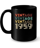 Vintage Legends Born In 1959 Aged 59 Years Old Being Awesome Gift Coffee... - $13.99+