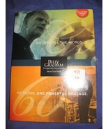 GO INTO ALL THE WORLD.... 60 YEARS, ONE POWERFUL MESSAGE; COLLECTOR'S ED... - $34.65