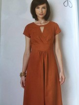Butterick Sewing Pattern 6168 Misses Ladies Tunic Dress Size 14-22 New - $16.11