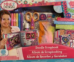 Make It Mine - Doodle Scrapbook Scrapbooking Kit - $18.31