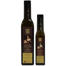 Frantoio Extra Virgin Olive Oil, Organic - 12 x 8.45 fl oz bottle - $282.87