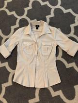 H&M button shirt - $5.00
