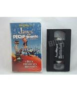Disney James et la Peche Geante James and the Giant Peach VHS Video Tape... - $14.84