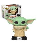 Star Wars The Mandalorian The Child Baby Yoda POP! Toy #368 FUNKO MIB IN... - $15.43