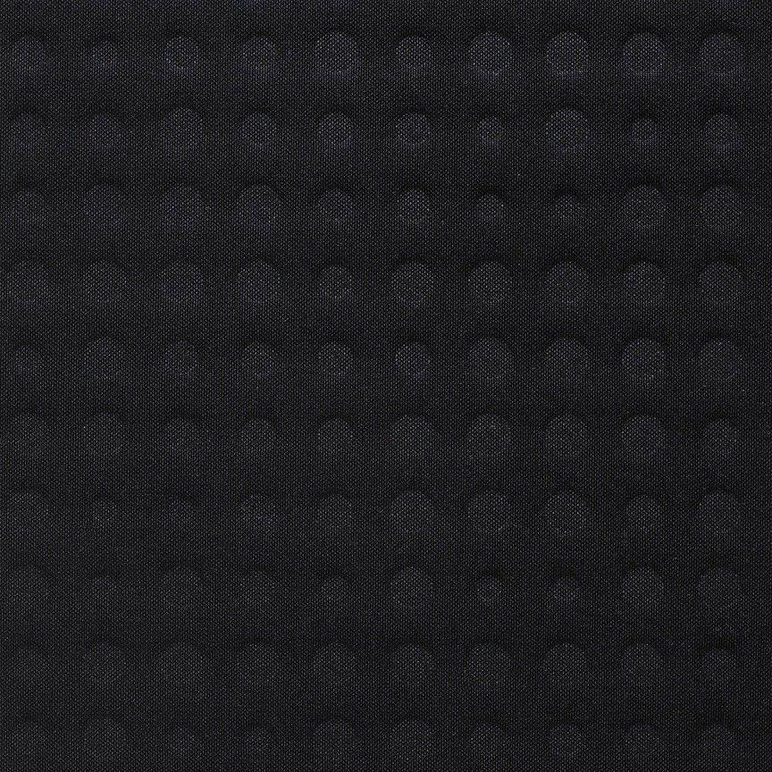 2 yards Maharam Upholstery Fabric Highfield Dots Black 465957–191 CJ