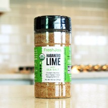 Habanero Lime: Organic Hot Sea Salt - $11.99