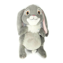 "Disney Sofia the First Plush Stuffed Animal Bunny Rabbit 11"" Gray White ... - $19.80"