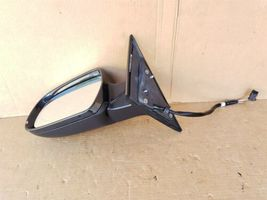 10-14 Audi A5 Hardtop Side View Door Wing Mirror Driver Left - LH  [12 wire] image 5